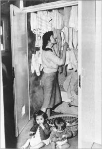 drying cupboard