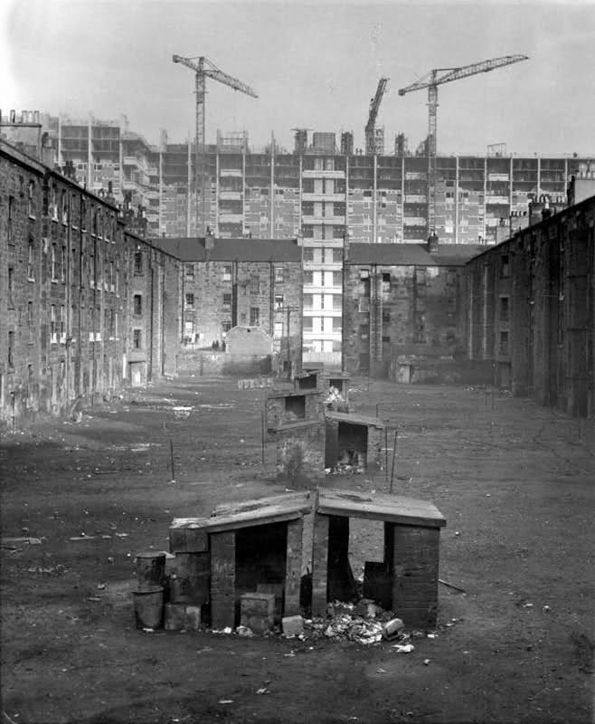 Street Housing: University Of Glasgow