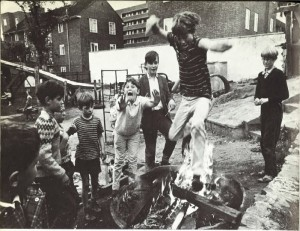 St. John's Wood Adventure Playground London - Hurtwood 1968