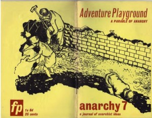 Ward Anarchy 7 cover image